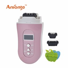 Rechargeable heat wire hair removal