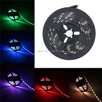 RGB Led Strip Lights,20 Colors Changing 120 Leds Waterproof SMD 5050 Backlight for TV (78.7 inch/2m) with Mini LED strips Light
