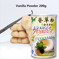 Vanilla Flavoured Powder vanilla extract halal product 200g