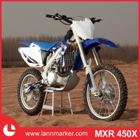 New 450cc EEC Motorcycle