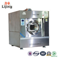 50kg Hot Sale Hotel Used Commercial Laundry Washing Machine for Sri Lanka