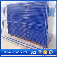 Australia Standard Steel Fence Supplier With Temporary Fence Bases