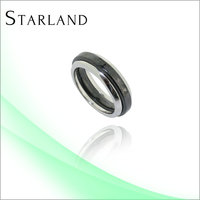 Pave Diamond Permanent Bracelet Stainless Steel Ring Custom Jewelry Cleaning Cloth Korean Homemade