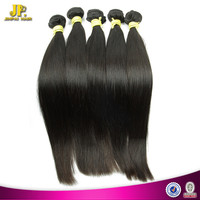 Top Selling JP Hair Virgin Indian No Tangle No Shed Human Hair Weave