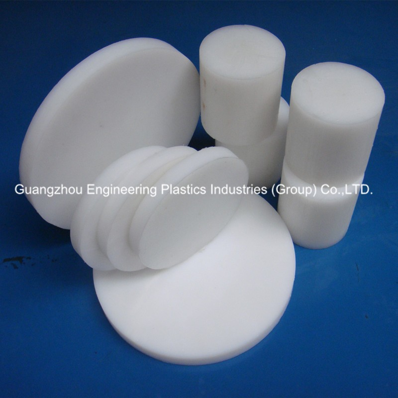 High abrasion resistance and low temperature resistance UPE rod clear plastic rod hdpe rod