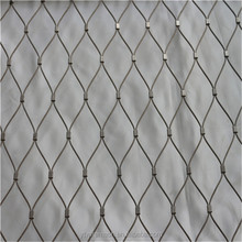 rope mesh cable web/stainless steel wire mesh fence net