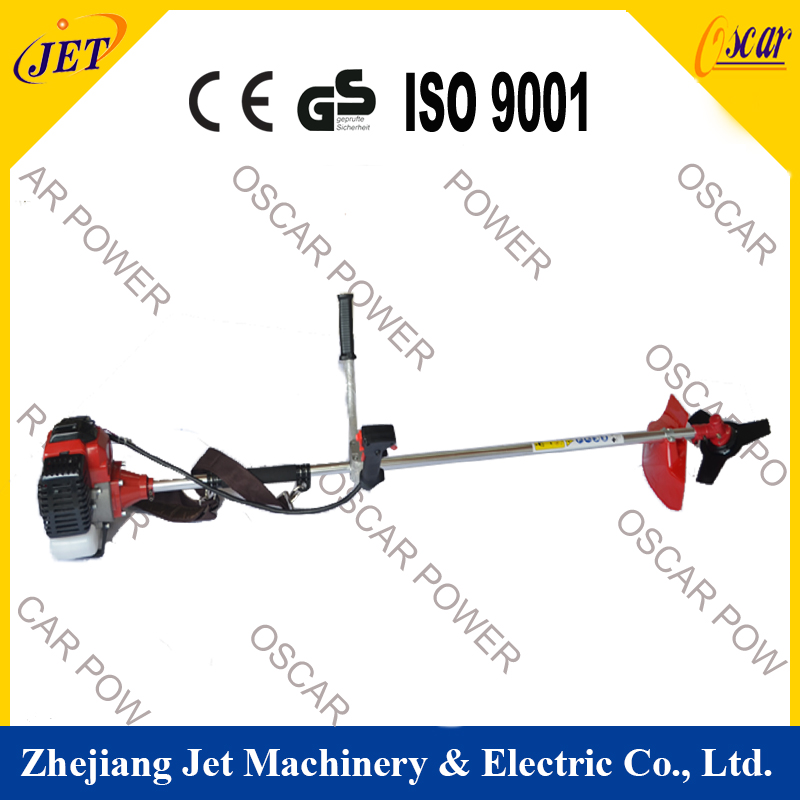 gas brush cutter lawn mower