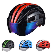 Specialized Cycling Bike Helmets with Removable Shield Visor