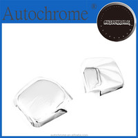 Chrome car trim accent styling gift, Chrome Side Mirror Cover - for Mitsubishi Pajero / Montero 91-99