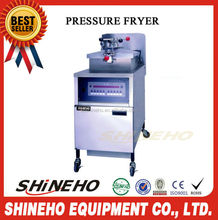 P012 Henny Penny Computer 8000 Electric Pressure Fryer With Oil Pump&Filter