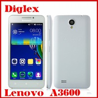 Cheap Lenovo 4G LTE Smartphone Lenovo A3600 A3600-d Android 4.4 Mobile Phone 4.5 Inch Dual Sim Card Android Cell Phone