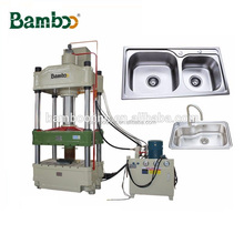 Top Quality YWL-32 Four Column Hydraulic Press,the new generation of plate process and developed by Bamboo