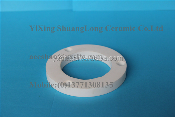Ceramic kiln funiture 95% alumina ceramic bar ceramic adsl modem heatsink