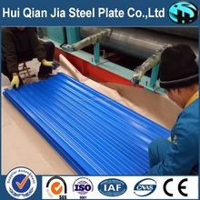 Cheap Prepainted Zinc Corrugated Metal Roofing Sheet 0.12-1.2 thickness