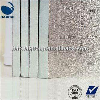 Pu Pir Phenolic Insulated Air Duct Panel P3 - Buy Insulated Pu Pir Phenolic Hvac P3 Alp Duct ...