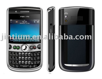 Cheapest Qwerty GPS Phone With TV F116
