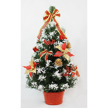 High Quality Cheap Custom Outdoor Mini Artificial Snowing Christmas Trees for Sale