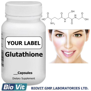 High Potent Skin Whitening Glutathione Oral Capsules