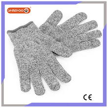 SHINEHOO Women Level 5 Anti Cut Glass Handling Work Gloves