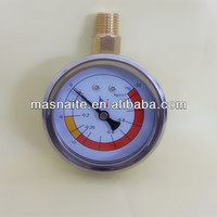 top mouthing digital hand vacuum pump with pressure gauge top mouthing