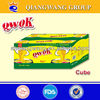 10gram*60pcs*24boxes/carton QWOK CURRY FLAVOR COOKING SOFT CUBE