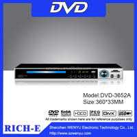 superior dvd player with Karaoke for South America
