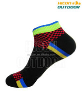 fashion promotion 2015 custom running socks