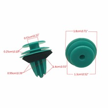 All type car body Auto Plastic Clips and Plastic Fasteners