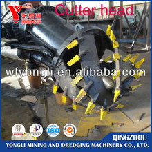 China dredge manufacturers cutter head cutter suction dredger for sale