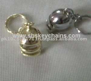 Sports Helmet keychain