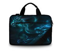 Laptop handag soft canvas Notebook shoulder bag 13.3 14.1 15.6 computer sling bag Sleeve for macbook pro