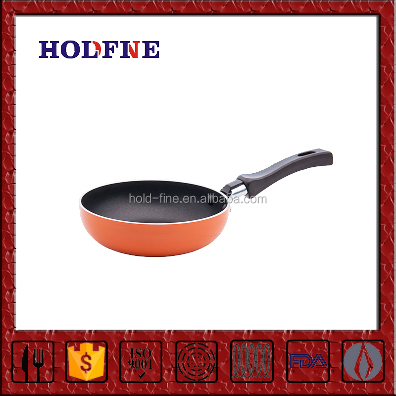 Hot Selling Modern Kitchen round double sided frying pan