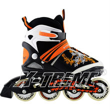 multi-purpose boy and girl polyurethane last aggressive inline skate shoes SK888 RPIS0046