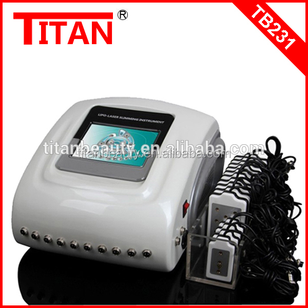 CE and FDA approved home use 14 pads 650nm lipo laser weight loss beauty machine