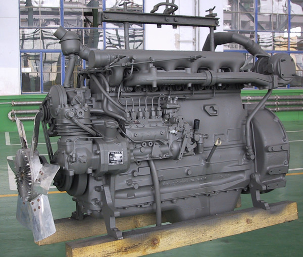 Complete new bus/vehicle diesel engine Deutz TBD226B-6