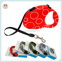Automatic High Quality Pet Walking Leads For Dogs Retractable Dog Leash
