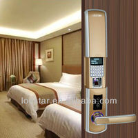 Security Alarm System Lock Video Door Phone