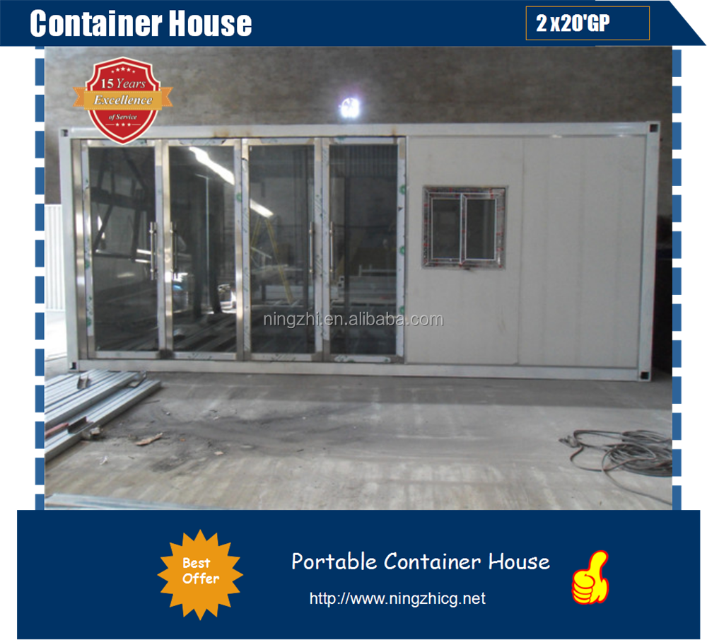 comfortable container house China
