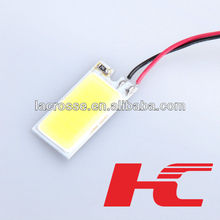 New Arrival 12v auto led dome light roof light COB dome light