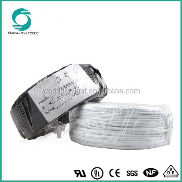 PVC coated tie wire / plant binding tie / plastic twist ties for vineyards