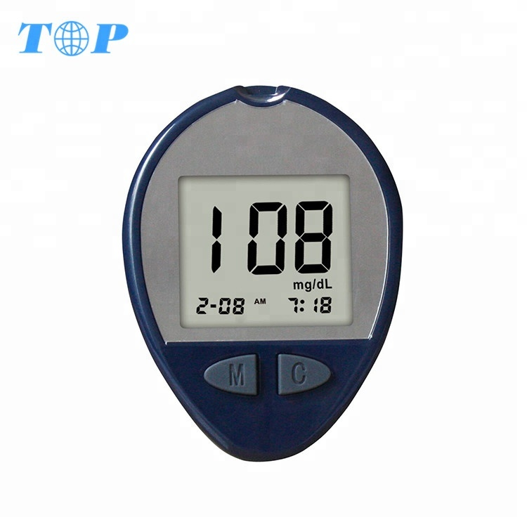 Professional Quick Check Blood Glucose Meter Price