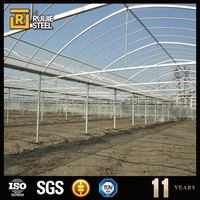 polycarbonate greenhouse polycarbonate sheet for greenhouse 200 micron polythene film greenhouse