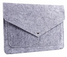 13.3 inch felt laptop sleeve case for Macbook or Laptop