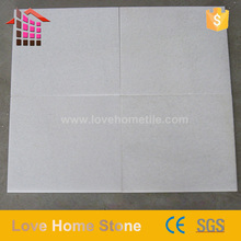 Chinese natural marble white marble polished 300*300 crystal marble