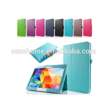 New Fashion PU Leather Folio Case Stand Cover For Samsung Galaxy Tab 4 10.1 SM-T530 Tablet