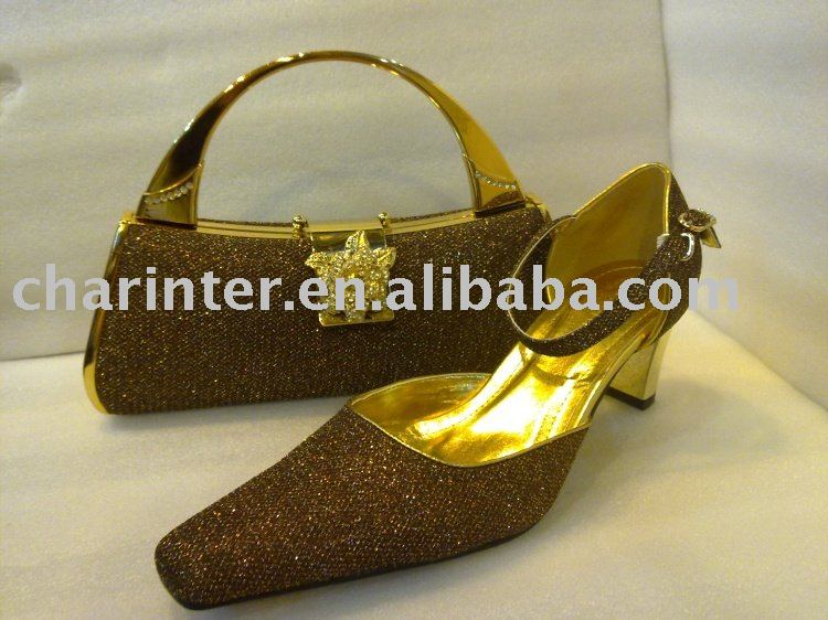 woman shoes and matching bags (SB328A)