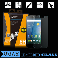 Factory in China anti-peek cellphone tempered glass screen protector for Acer liquid z530