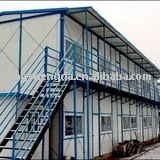 Prefabricated emergency house