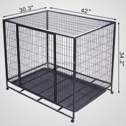 Heavy Duty Extra Large Dog Kennel Manufacturers