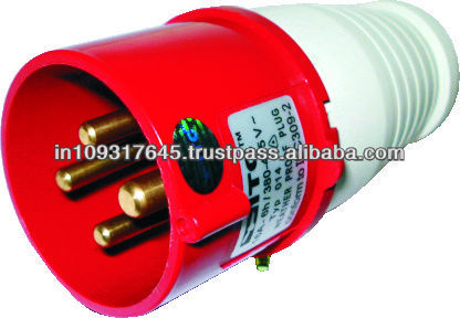 Industrial 32*5 Plug & Socket